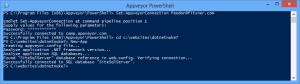 powershell-new-app